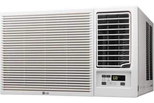 Lg Lw1216hr 12000btu Calefactor Aire Acondicionado Ventana