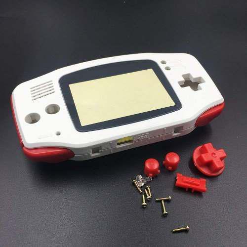 Para Nintendo Gba Gameboy Advance Protector Carcasa Prote...