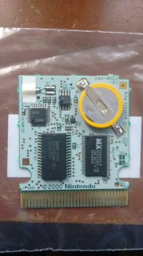 Pila Cr2025 Para Juegos Gameboy Pokemon Red/blue/gold/silver