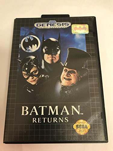 Batman Regresa A Sega Genesis