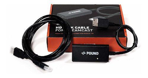 Cable De Enlace De Alta Definición Para Sega Dreamcast