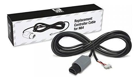 Cable Del Controlador De Reemplazo N64 (gris) - Nintendo 64