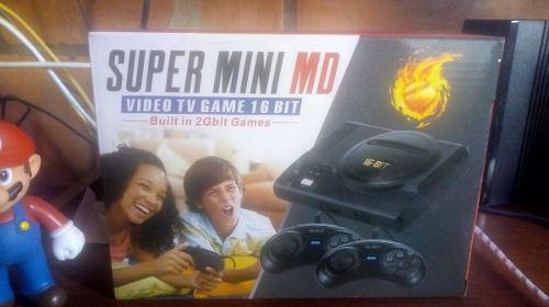 Consola Sega Genesis Mini 16 Bits