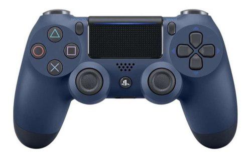 Control Ps4 Dualshock 4 Azul + Obsequio: Grips. 2da Genera.