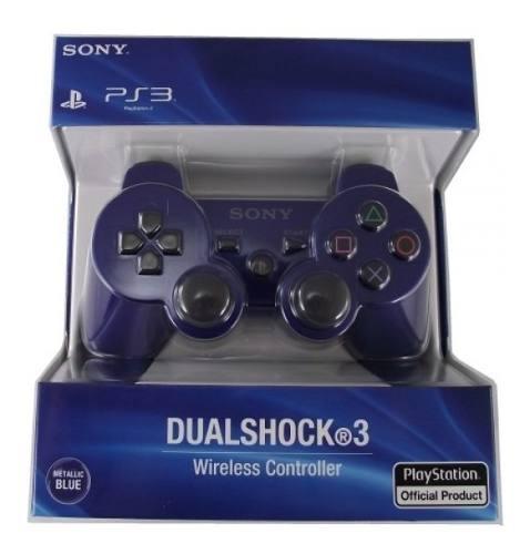 Control Sony Ps3 Inalambrico Play Station3 Dualshoc