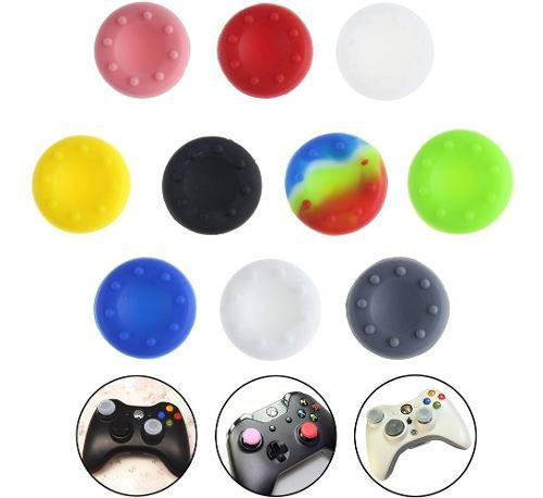 Grip Silicona Protector Control Ps4 Ps3 Ps2 Xbox 360 One Pc