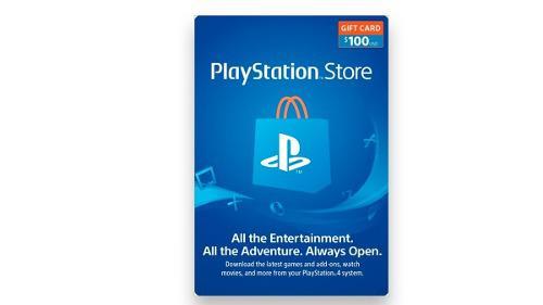 Playstation Network 100 Usd - Psn 100