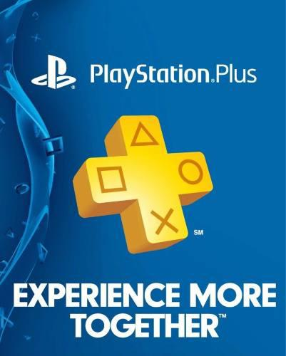 Psn Card Playstation Plus 12 Meses Ps3 Ps4 Ps Vita