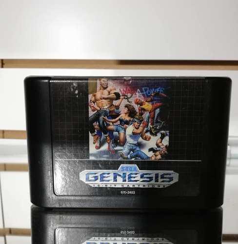 Streets Rage 2 Cartucho Juego Para Consola Sega Genesis