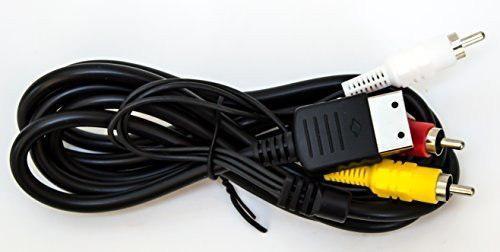 Viejo Skool Sega Dreamcast Avcable Audiovideo Cable Compuest