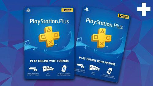 promoción] Playstation Plus 12 Meses + Ps Now [ps4 - Ps3]