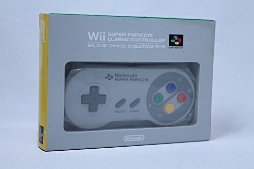 Club Nintendo Wii Super Famicom Snes Controlador Clasico