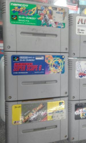 Juegos De Super Nintendo Famicom