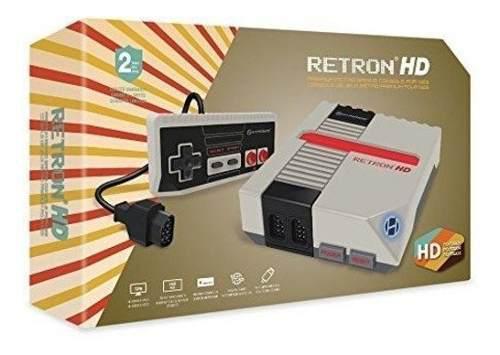 Retron 1 Hd Consola Retro Super Nintendo