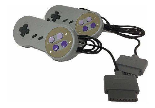 control Remoto Compatible Con Super Nintendo Snes - Co...