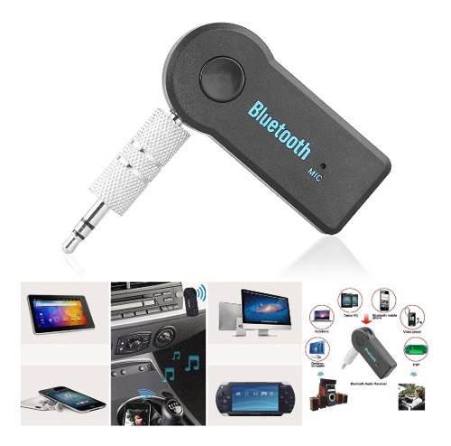 Receptor Bluetooth De Audio Adaptador Usb Aux 3.5mm