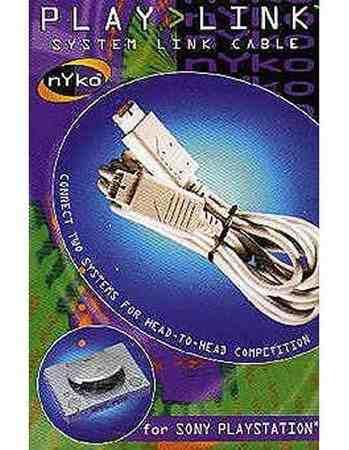 Sony Playstation 1 Cable De Conexion Del Sistema A Estrenar