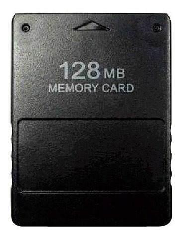 Tarjeta De Memoria Buyee 128mb Para Sony Playstation 2