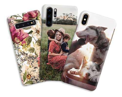 Carcasa Personalizada Para iPhone Samsung Huawei Xiaomi