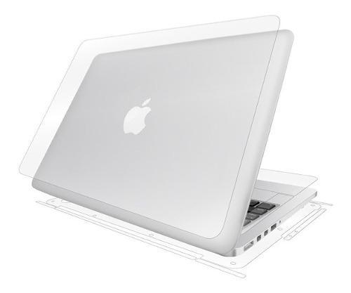 Carcasa Transparente Macbook Pro De 13 Retina + Teclado