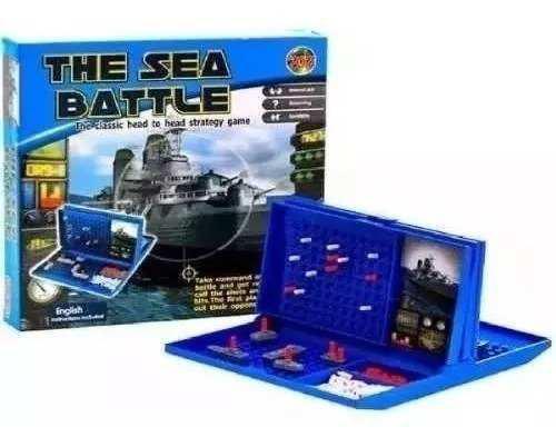 Juego Mesa Astucia Naval Ronda Didáctico