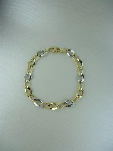 Pulsera Para Mujer En Oro 18k Ref: 29552