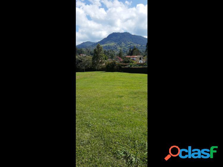 Venta lote en parcelacion la ceja Antioquia