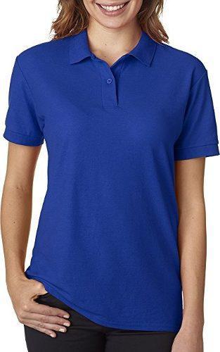 Camisetas Tipo Polo Para Hombre Y Mujer En Colores Algodón