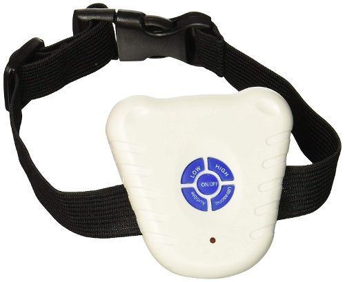 Collar De Perro De Prevención De La Corteza Ultrasónica