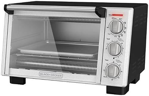 Horno Electrico Tostador Conveccion Black + Decker