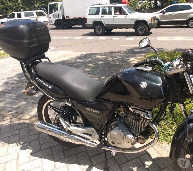 Moto gs 125 mod 2009