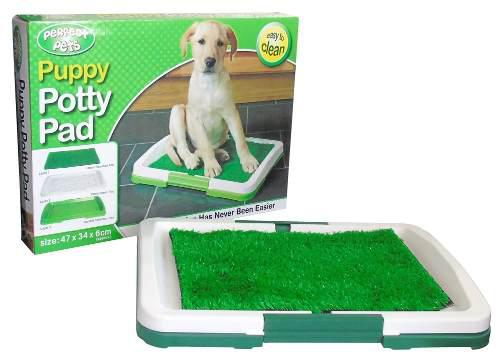 Tapete De Entrenamiento Interiores Perros Pequeños Puppy