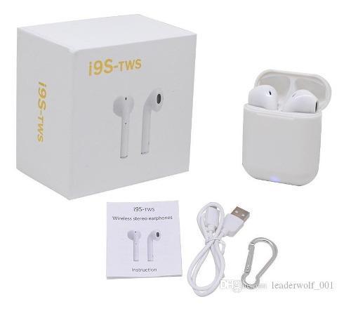 Audífonos Manos Libres Bluetooth Tipo AirPods Is9 Tws