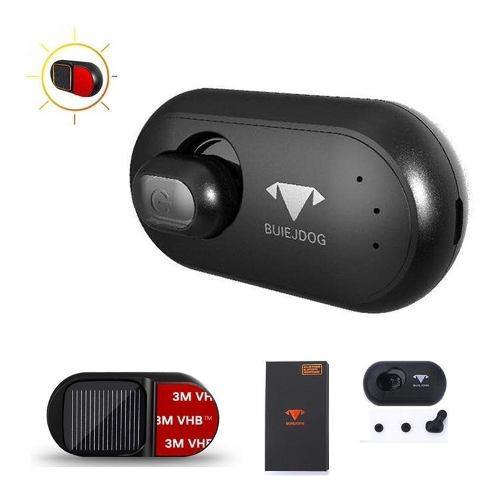 Audifono Auricular Bluetooth Carro Carga Solar Magnetico