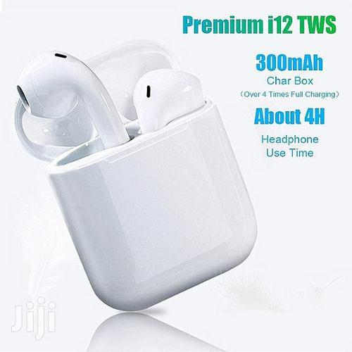 Audifonos Inalambricos AirPods Touch I12 Tws Colores Envio G