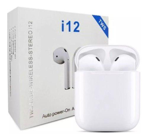 Audifonos Inalambricos Bluetooth I12 Tws+obsequio