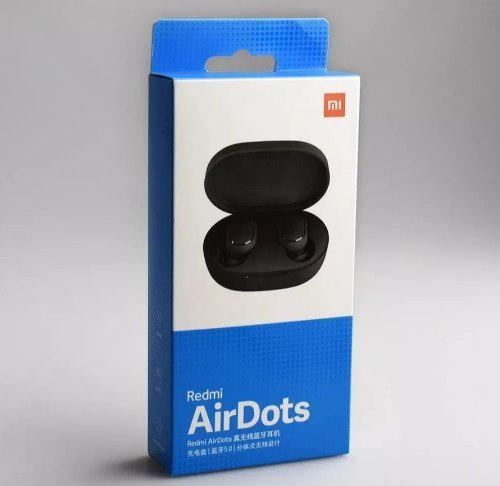 Audifonos Tipo Xiaomi Airdots Global + Cable Usb De Carga