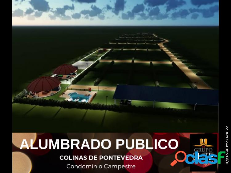 Venta de Lotes Condominio Campestre,Arjona,Bolivar