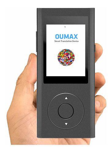 Dispositivo Traductor, Td Smart Voz En Tiempo Real Mult...
