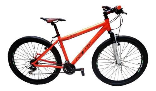 Bicicleta Mtb Hyena Gw Rin 27.5 En Aluminio, 21 Vel. Shim
