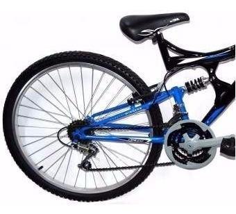 Bicicletas Gw Dione Doble Suspension Rin 26 Aluminio 18 Vel