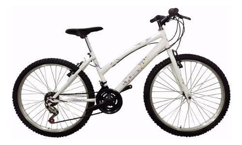Bicicletas Todoterreno Rin 26 Aluminio 18 Cambios Mtb Mujer