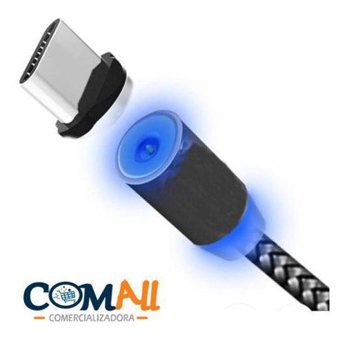 Cable Cargador Magnético Para Celular