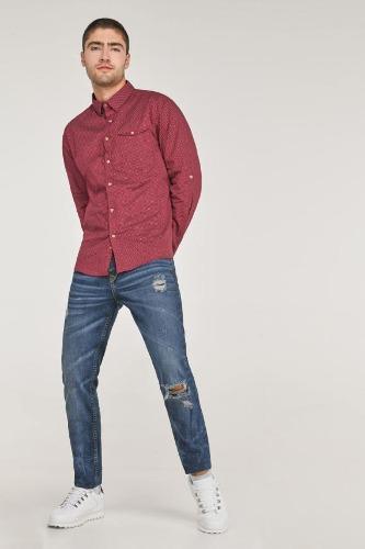 Camisa Super Slim Fit