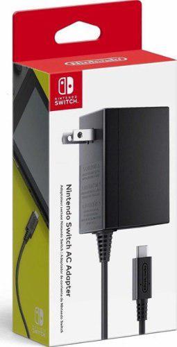 Cargador Original Fuente Ac Adaptador Nintendo Switch