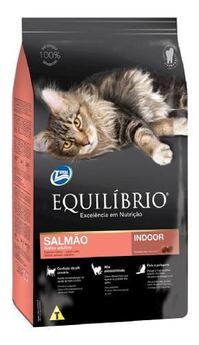 Alimento Gato Equilibrio Adultos Todas Las Razas Salmón