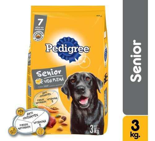 Alimento Para Perro Pedigree Senior X - kg a $10500