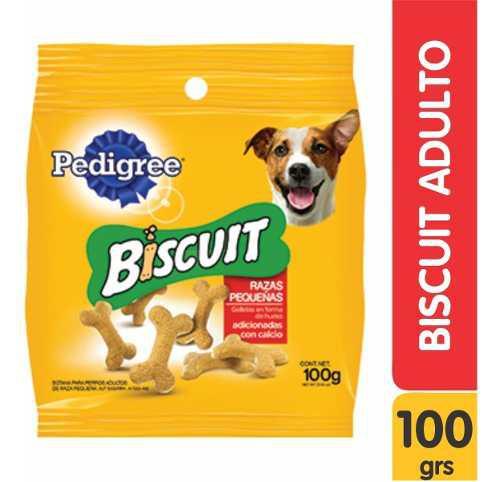 Snack Perro Pedigree Biscuit 100g