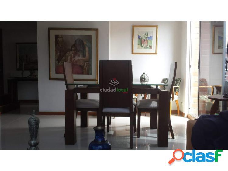 Apartamento en Venta en el Poblado, Medellín.