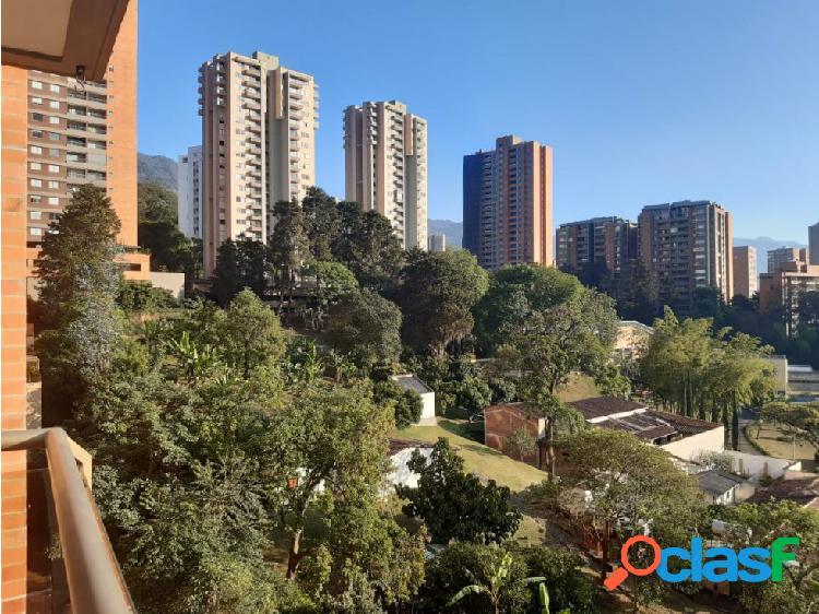 Apartamento en venta en el Poblado los Gonzalez